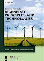 Bioenergy. Volume 2 (Green Alternative Energy Resources, nr. 1)