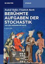 Beruhmte Aufgaben Der Stochastik (De Gruyter Studium)