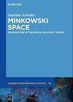 Minkowski Space (De Gruyter Studies in Mathematical Physics, nr. 40)