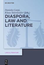 Diaspora, Law and Literature (Law & Literature, nr. 12)