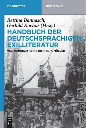 Bog, paperback Handbuch Der Deutschsprachigen Exilliteratur