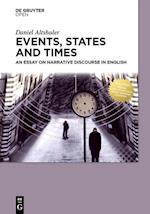 Events, States and Times
