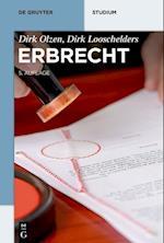 Erbrecht (De Gruyter Studium)