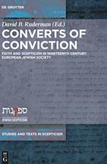 Converts of Conviction (Jewish Thought Philosophy and Religion, nr. 3)