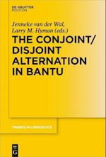 The Conjoint/Disjoint Alternation in Bantu (Trends in Linguistics Studies and Monographs TiLSM, nr. 301)