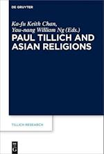 Paul Tillich and Asian Religions (Tillich Research, nr. 11)