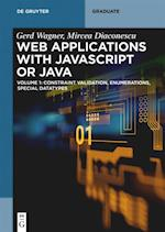 Web Applications with JavaScript or Java (De Gruyter Textbook)