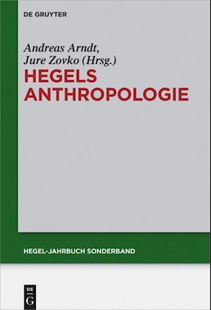 Bog, hardback Hegels Anthropologie