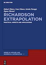 Richardson Extrapolation (de Gruyter Series in Applied and Numerical Mathematics, nr. 2)