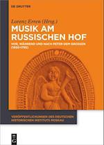 Musik Am Russischen Hof (Veroffentlichungen Des Deutschen Historischen Instituts Mosk, nr. 7)