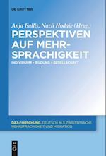 Perspektiven Auf Mehrsprachigkeit (DaZ Forschung DaZ For, nr. 16)