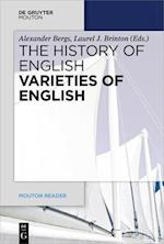 Varieties of English (Mouton Reader)