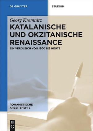 Bog, paperback Katalanische Und Okzitanische Renaissance af Georg Kremnitz