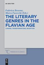 The Literary Genres in the Flavian Age (Trends in Classics - Supplementary Volumes, nr. 51)