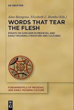 Words That Tear the Flesh (Fundamentals of Medieval and Early Modern Culture, nr. 21)