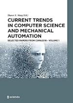 Current Trends in Computer Science and Mechanical Automation Vol.1