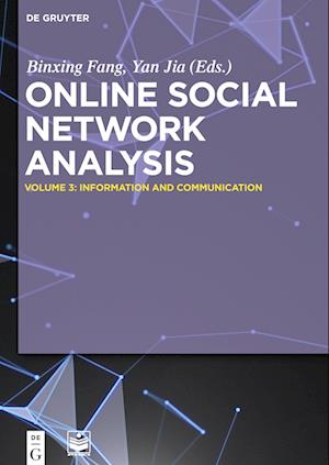 Online Social Network Analysis Vol 3