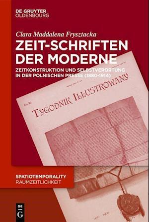 Zeit-Schriften der Moderne