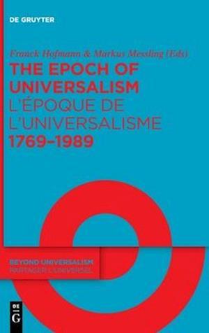 The Epoch of Universalism / l'Époque de l'Universalisme
