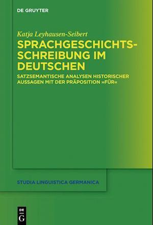 Sprachgeschichtsschreibung im Deutschen