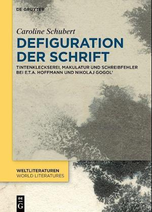 Defiguration der Schrift