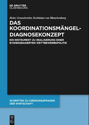 Das Koordinationsmängel-Diagnosekonzept