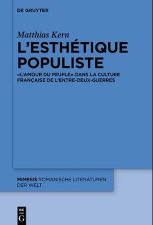 L'Esthétique Populiste