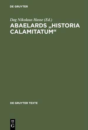 Abaelards Historia calamitatum'