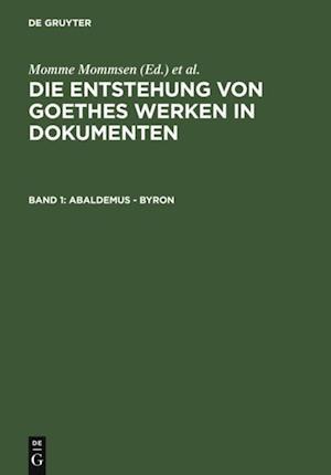 Abaldemus - Byron