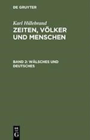 Wälsches und Deutsches
