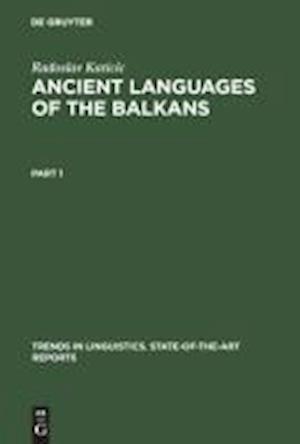 Ancient Languages of the Balkans
