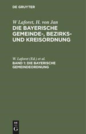 Die Bayerische Gemeindeordnung