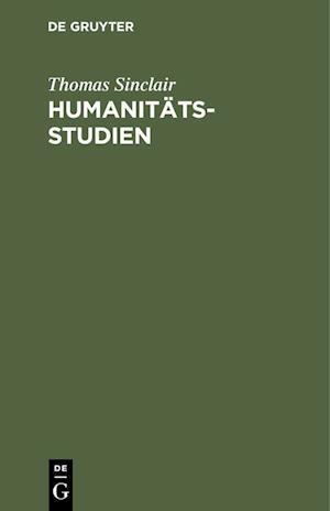 Humanitätsstudien