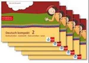Deutsch kompakt 2. Rechtschreiben - Grammatik - Texte schreiben - Lesen