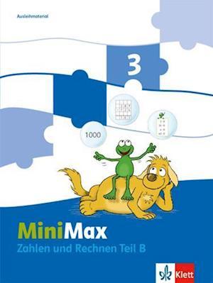 MiniMax. Themenheft Zahlen und Rechnen.3. Schuljahr Ausleihmaterial