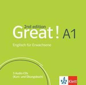 Great! A1 2nd edition. 3 Audio-CDs