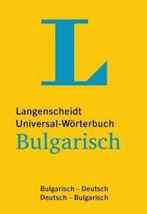 Langenscheidt Universal-Wörterbuch Bulgarisch - mit Tipps für die Reise