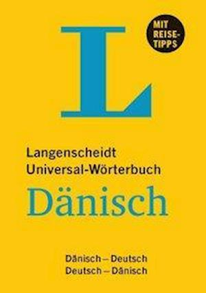 Langenscheidt Universal-Wörterbuch Dänisch - mit Tipps für die Reise
