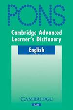 Cambridge Advanced Learner's Dictionary KLETT VERSION