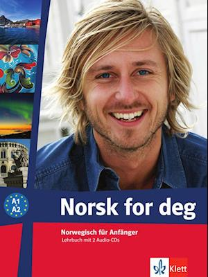 Norsk for deg (A1-A2). Lehrbuch mit 2 Audio-CDs