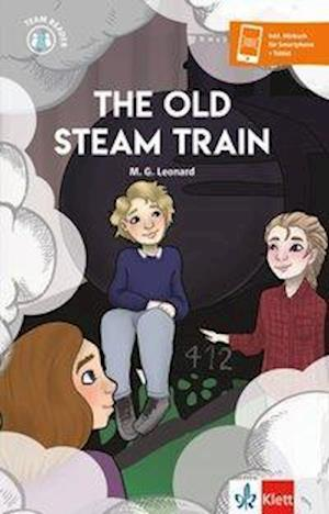 The Old Stream Train