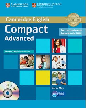 Compact Advanced. Student's Book with answers with CD-ROM