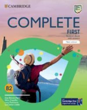 Complete First. Third edition. Student's Book with answers