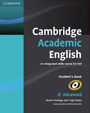 Cambridge Academic English. Advanced. Student's Book  C1