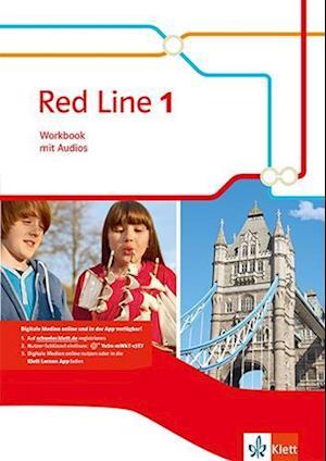 Red Line 1. Workbook mit Audio-CD. Ausgabe 2014
