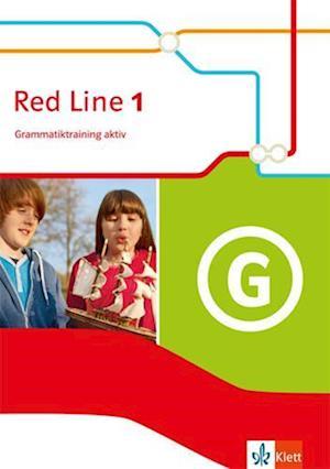 Red Line 1. Grammatiktraining aktiv. Ausgabe 2014