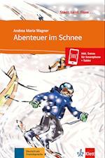 Abenteuer im Schnee - Buch & Audio-Online
