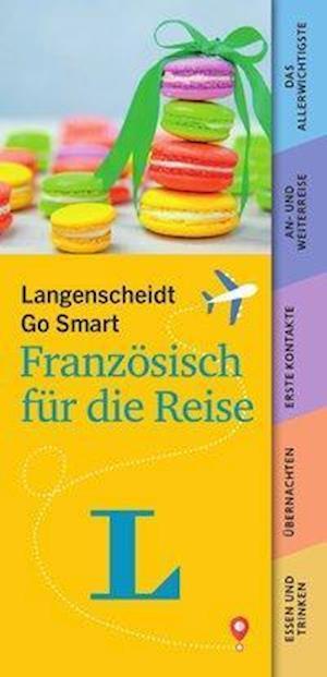 Langenscheidt Go Smart - Französisch für die Reise. Fächer