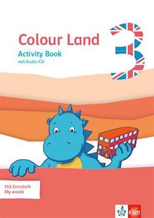 Colour Land 3. Activity Book. Ab Klasse 3