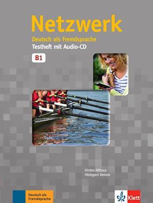 Netzwerk. Testheft B1 mit Audio-CD